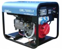 GMGen Power Systems GML7500ELX